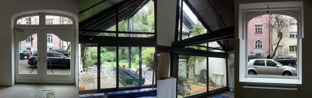 Glas Spiegel Rahmen Gmbh Glaserei Notdienst M Nchen